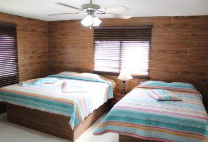 Habitación de 1 Cama King y 1 Doble (Tipo Deluxe)