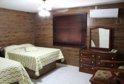 Habitación de 1 Cama Doble y 1 Cama 3/4 (Tipo Deluxe)